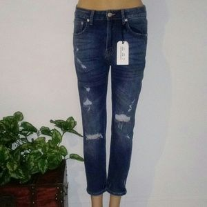 JUSTUSA distressed jeans